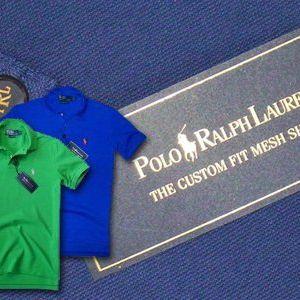 Stylová polo trika Ralph Lauren se slevou 65 %
