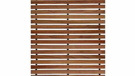Dřevěná předložka Woody, 50x80 cm