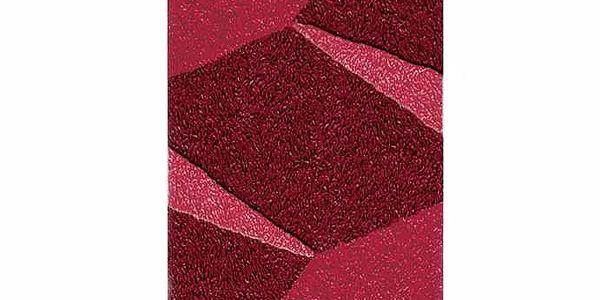 Předložka Crystal, 60x90 cm, rubínová