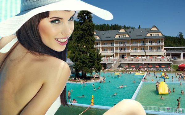 Luxusní wellness pobyt na Slovensku
