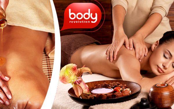 50minutová masáž v Body Revolution