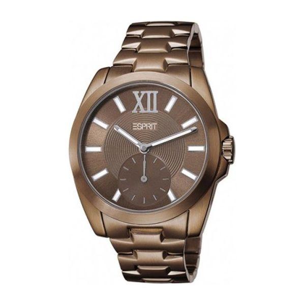 Dámské hodinky Esprit Meridiana hnědé