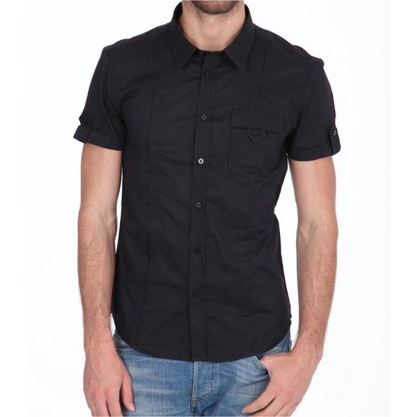 Pánská košile Visconti černá