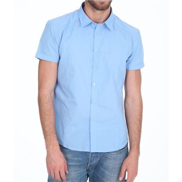 Pánská košile Visconti světle modrá