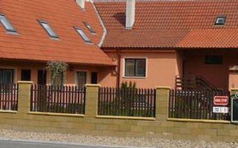 NEJLEPŠÍ cyklo dovolená na jižní Moravě! Třídenní pobyt se snídaní pro dvě osoby & džbánek MORAVSKÉHO VÍNA na přivítanou v penzionu Miromar