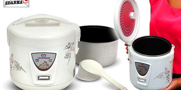 Rýžovar pro rychlou a zdravou přípravu rýže