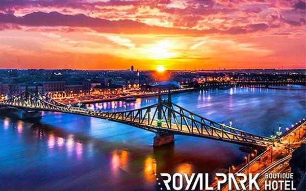 Budapešť – 4 dny a dítě do 12 let zdarma!