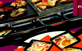 Raclettove menu pre 2 alebo 4 osoby