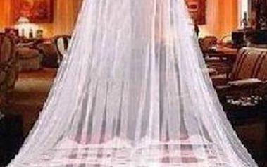 Závěsná síť nad postel proti hmyzu a poštovné ZDARMA! - 161