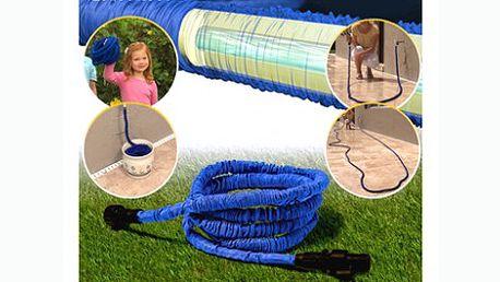 Vyjímečně lehká a flexibilní zahradní hadice za neuvěřitelných 275 Kč pro snadnou údržbu vaší zeleně! Sleva 50%.