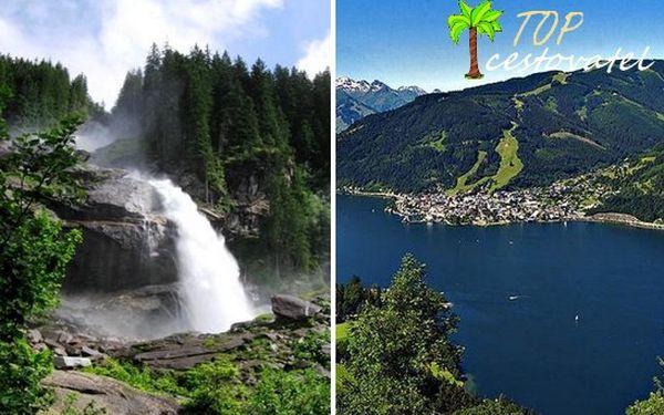 Krimmelské vodopády - nejvyšší v Evropě -za 890 Kč