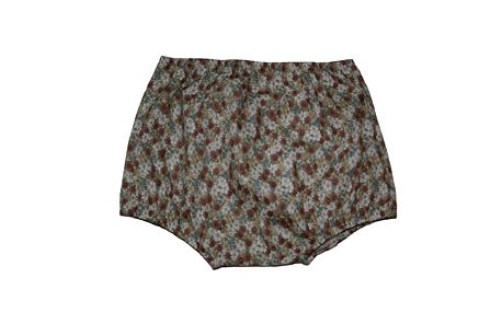 Květinové kalhotky
