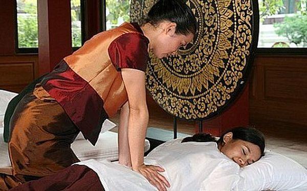 Unikátní antistresová masáž s exotickými aroma oleji v luxusním salonu Elite