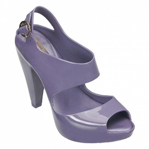 Dámské šeříkové sandály Melissa