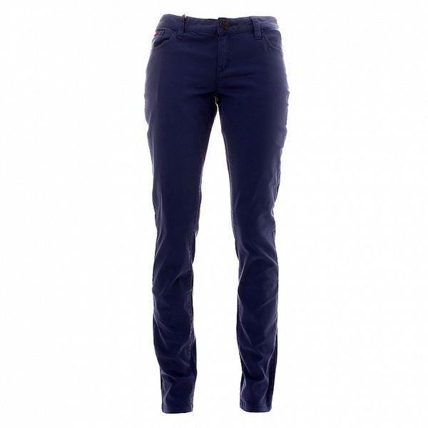 Dámské indigové kalhoty Lee Cooper