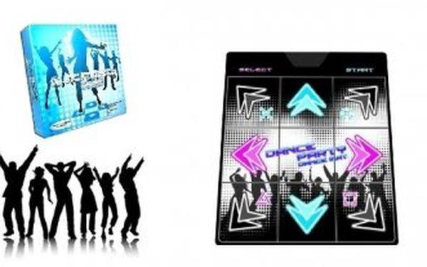 Největší hit posledních let!! Taneční podložka Wave jen za 299 Kč! Pořiďte si ji domů a tancujte!