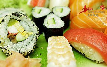 Sushi set v Auparku