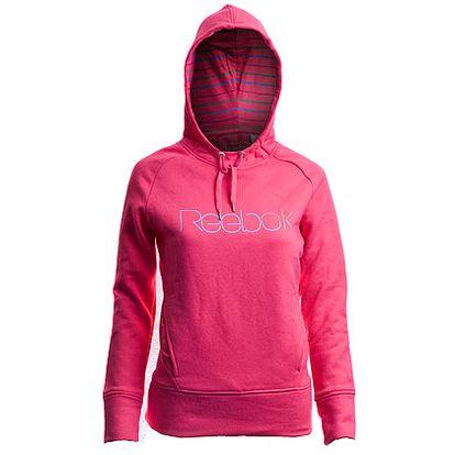 Dámská růžová mikina Reebok