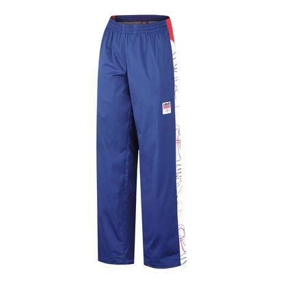 Dámské kalhoty Alpine Pro tmavě modré
