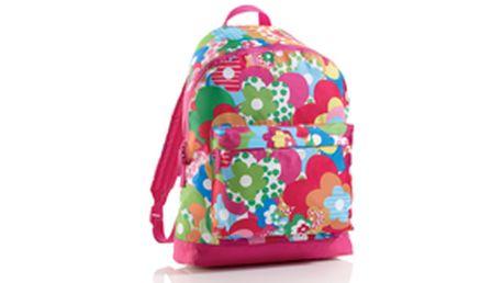 Velký květinový batoh