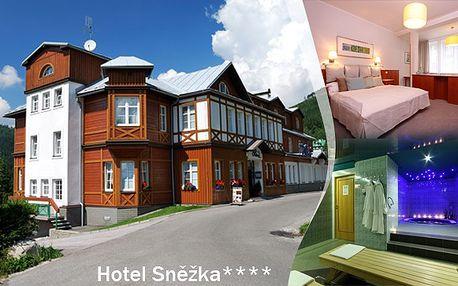 Špindlerův Mlýn – 5denní luxusní pobyt pro 2 osoby