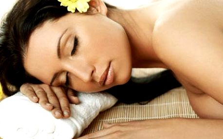 Klasická relaxační masáž celého těla, s možností v...