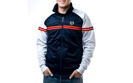 Pánská modro-bílá bunda Sergio Tacchini