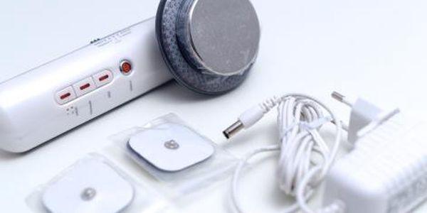 Kavitační přístroj GB-3v1 - zbavte se tukových polštářů v pohodlí domova!