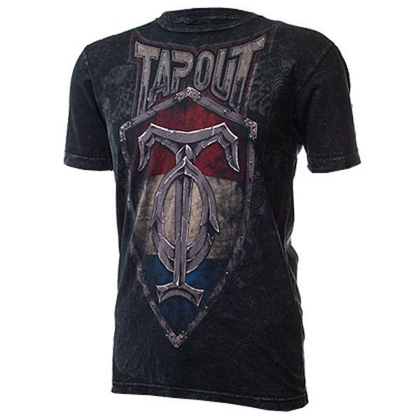 Bavlněné triko Tapout Stitch Walkout Tee