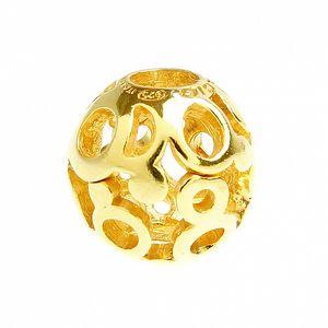 Dámský zlatý korálek Bacio