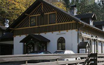 Fantastických 2999 Kč za ubytování pro 2 osoby na 4 dny (3 noci) v nově zrekonstruovaném Ranči u Jelena.