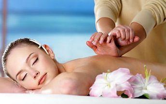Masáž a zábal pro bolavá záda a načerpání energie!