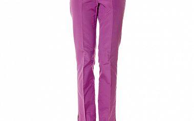 Dámské fialkové kalhoty Roberto Verino