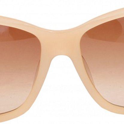 Dámské krémové brýle Jil Sander