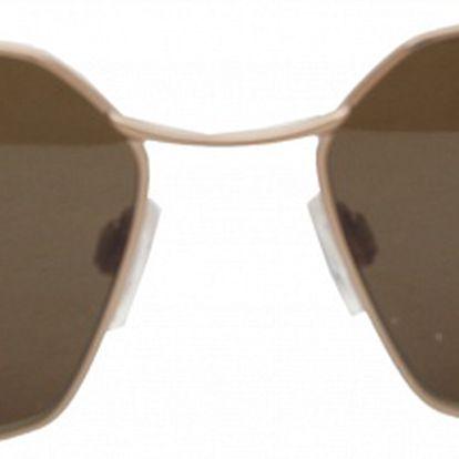 Pánské hranaté retro brýle Jil Sander