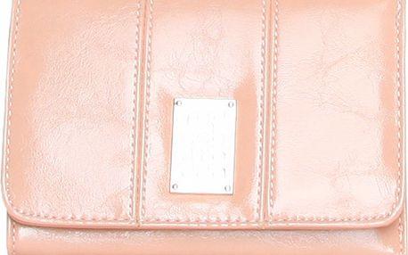 Dámská světlě růžová peněženka Roccobarocco
