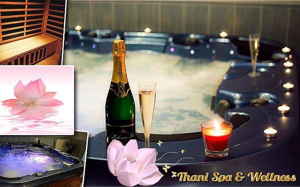 Relax a odpočinek v salonu Thani Spa & Wellness