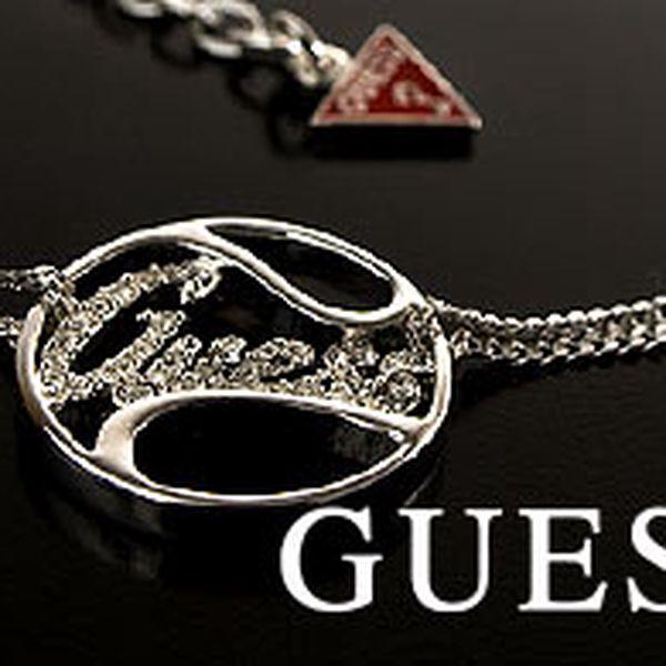Výprodej šperků Guess se slevou až 56 %