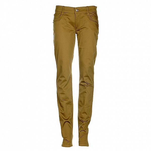 Dámské khaki kalhoty Phard