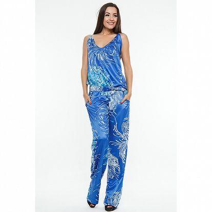 Dámský modrý overal Renata Biassi