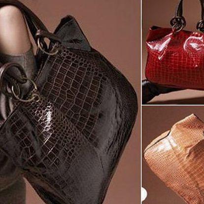 Módní dámská kabelka