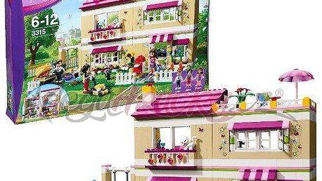 Lego Friends 3315 - Olivia a její dům - LEGO Friends -