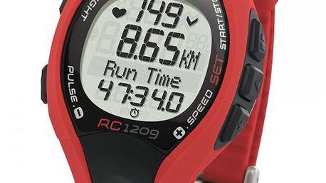 Tréninkové hodinky Sigma RC 1209 red - II. jakost