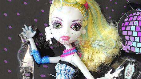 Monster High party příšerka - Lagoona Blue - Monster High