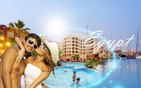 8 denní letecký zájezd do egyptské hurghady! 3* hotel triton empire s polopenzí či all inclusive programem a báječná cena již od 9990 kč! Překrásné nekonečné pláže, azurové moře a exotická atmosféra!