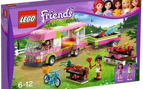 Lego Friends 3184 - Karavan - LEGO Friends