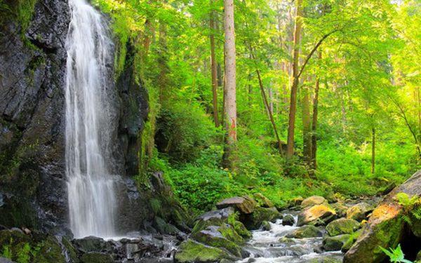 Odpočinek v nádherné přírodě Novohradských hor pro DVA na 4 dny