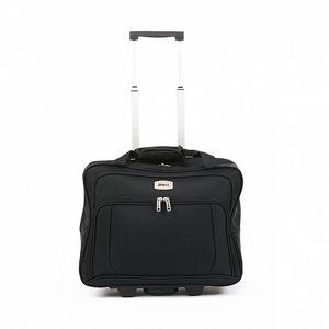 Čierna taška na kolieskach Artvi