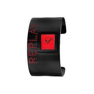 Dámské hodinky Replay černo-červené