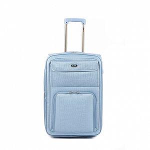 Modrý kufor na kolieskach Artvi
